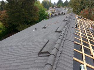 Tetőfelújítás Gerard tetővel